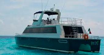 Party Boat Tiki Tiki
